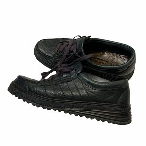 Mephisto Air Relax Trampoline Leather Shoes